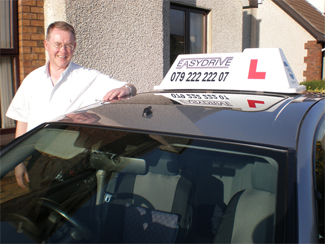 John-Gribbon Belfast Driving Instructor